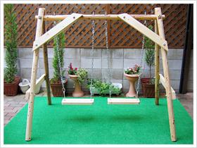 DIY木製ブランコAセット