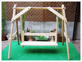 DIY木製ブランコBセット